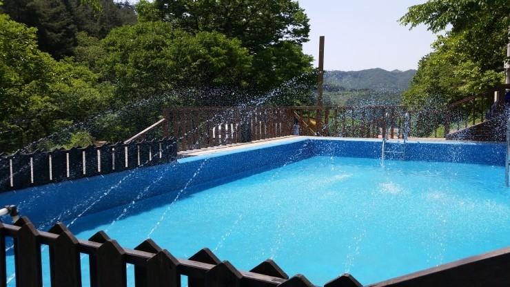 수영장 업그레이드